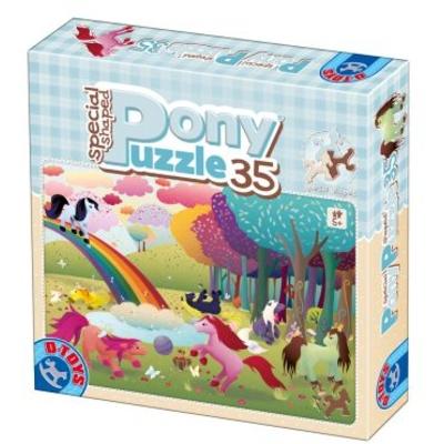 PUZZLE MAGIC PONY 35 02
