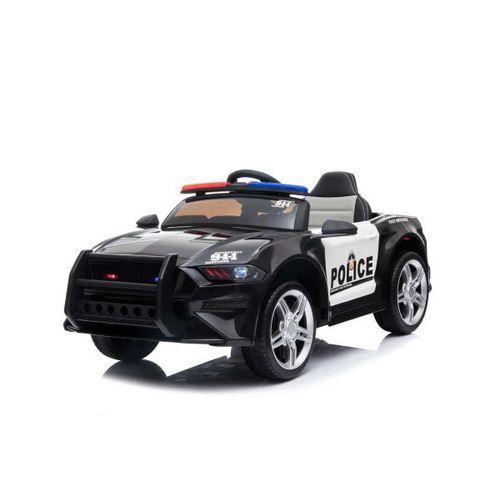 AUTO NA AKUMULATOR POLICIJSKI CRNI 12V4.5*1+2 BBH-0007