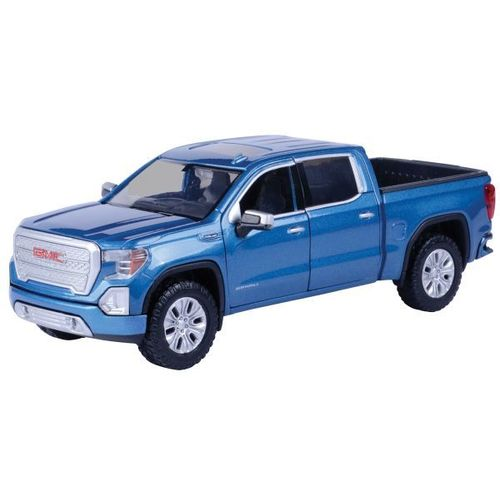 MET. AUTO 1:27 2019 GMC SIERRA 1500 DENALI CREW CAB