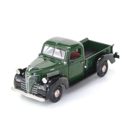 MET.KAMION 1:24 1941 PLYMOUTH TRUCK