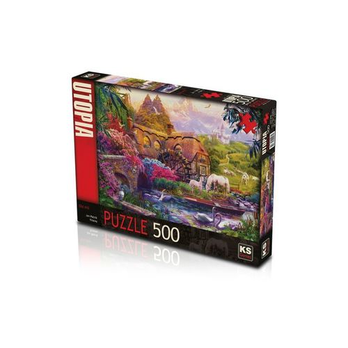 PUZZLE 500 PCS OLD MILL