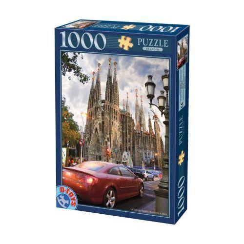 PUZZLE 1000PCS FAMOUS PLACES 06