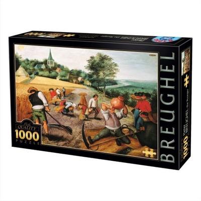 PUZZLE 1000PCS BREUGHEL 02