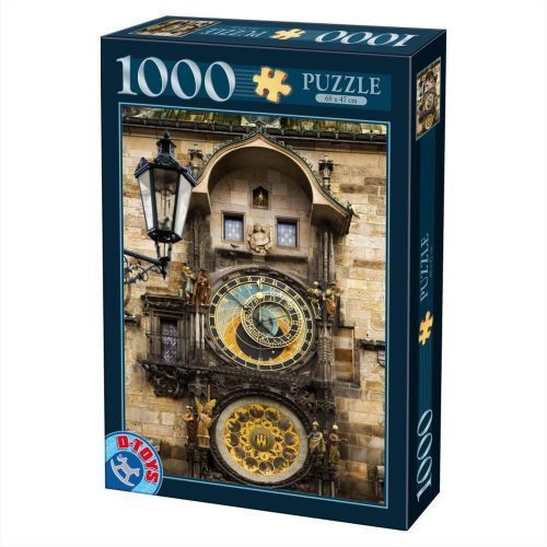 PUZZLE 1000PCS FAMOUS PLACES 07