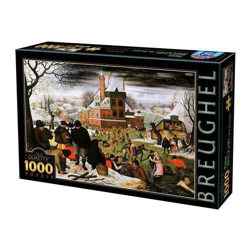PUZZLE 1000PCS BREUGHEL 04